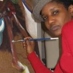 MsAfropolitan Boutique Interview Series – Shiri Achu of Shiri Achu Art