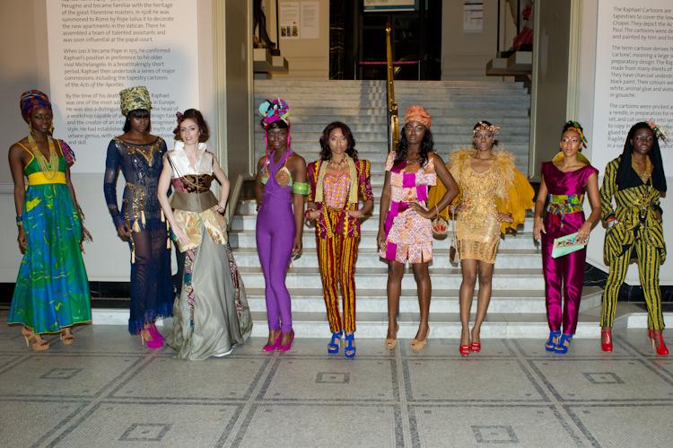 Afropolitans 080 V&A Museum: Friday Late Afropolitans