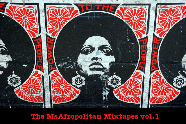 MsAfropolitan Mixtapes 1