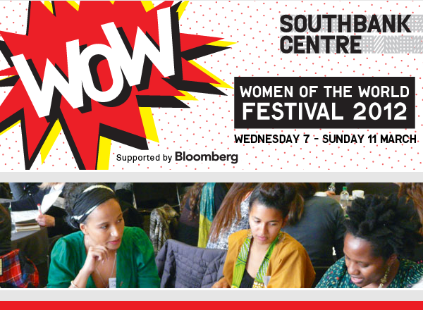 Screen shot 2012 03 01 at 20.01.10 Mentor and panelist at Southbank Centre WOW Women of the World festival