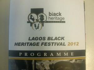 Lagos 20120402 00448 300x225 Lagos Black Heritage Festival 2012   Exploring Afro Italian connections