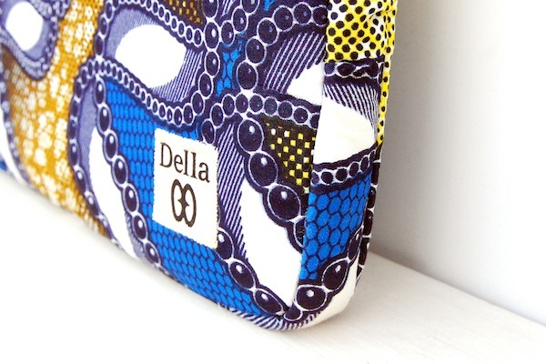 TreasureHunt2 GIVEAWAY Afropolitan Apple MacBook case by Della 