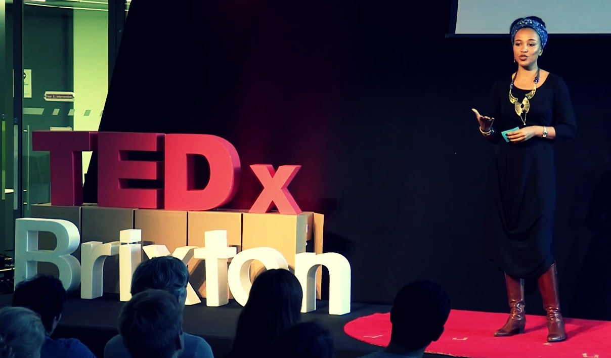 VIDEO: TEDxTalk – To change the world, change your illusions