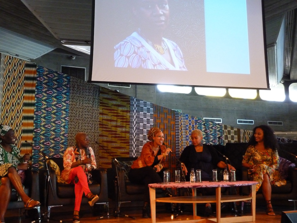AfriFEM panel Women, leadership and inspiration: Pan African Powa Panel