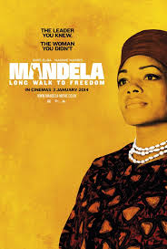 Winnie Mandela's derivative portrayal in a Long Walk to Freedom