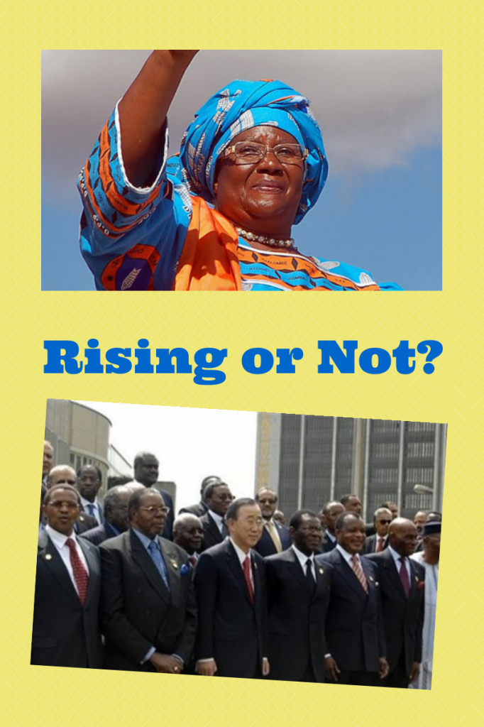 Rising or Not 682x1024 Is women's political participation in Africa really rising?