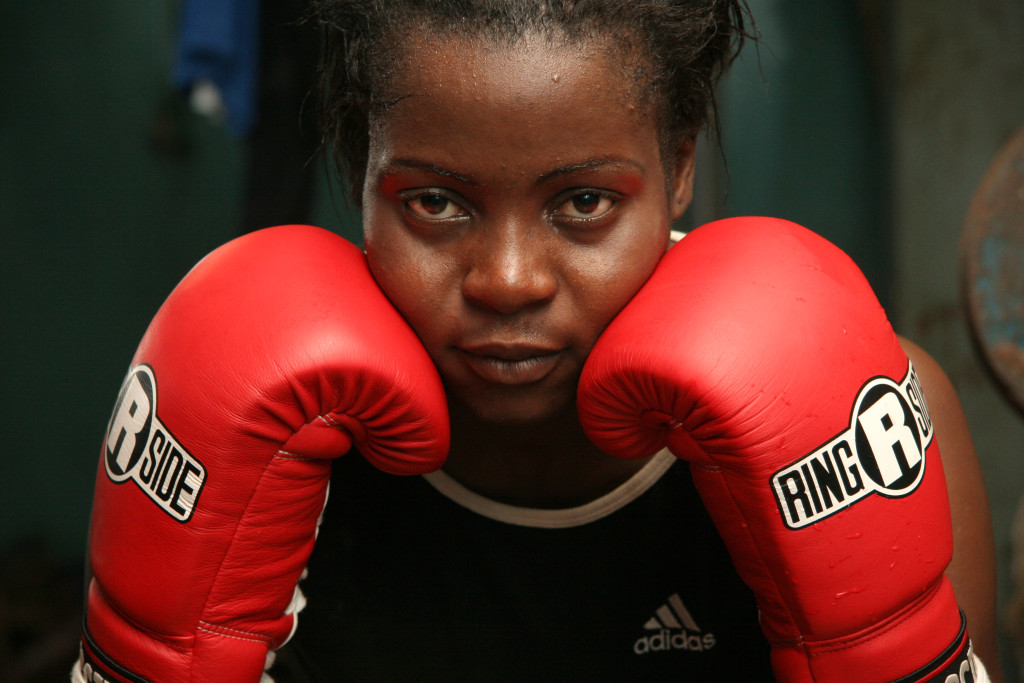 Between Rings - The Esther Phiri Story