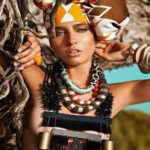 Fashioning Africa exotic, colonial and tribal
