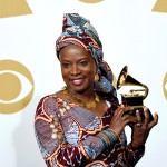 Q & A with Angélique Kidjo