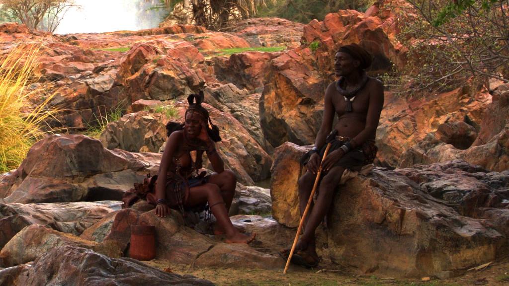 Tjitji the Himba Girl_Still image
