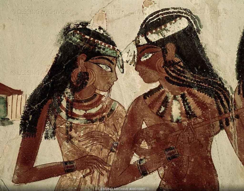 Early human writing